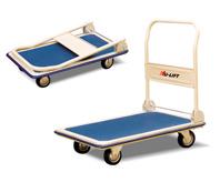 TH型可折叠式钢制平板推车