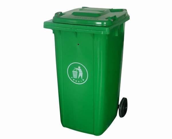 塑料垃圾桶D