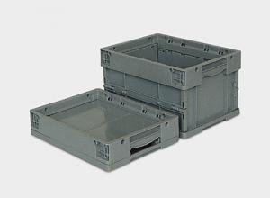 折叠式物流箱、周转箱