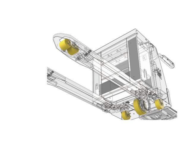 CLG2020L-RL/E 电动搬运车